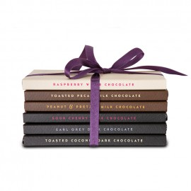 Couture Chocolate Bar Library (6 bars)