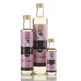 Ely Gin with Pink Grapefruit