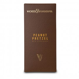 Peanut Pretzel Milk Chocolate Bar (3 pack)