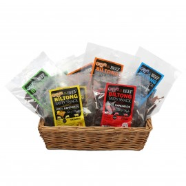 Greeff's Beef Biltong Mixed Selection