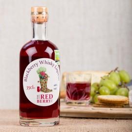 Blackberry Whisky Liqueur