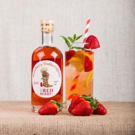 Strawberry Vodka Liqueur