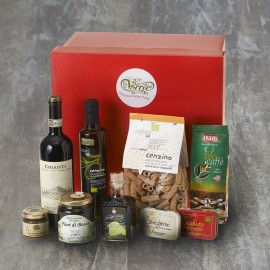 Organic Selection Italian Hamper