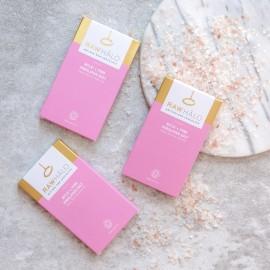 Raw Chocolate Mylk + Pink Himalayan Salt Bars (3 pack)