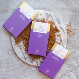 Raw Chocolate Pure Mylk Bars (3 pack)
