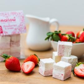 So Strawberries & Cream marshmallows