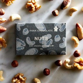 Raw Chocolate & Nuts Bars (3 pack)