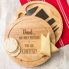 Age Only Matters Cheeseboard