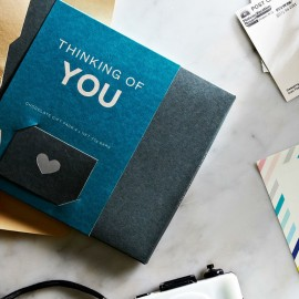 Thinking of you Raw Chocolate Gift Box