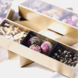 Trio of Chinese Teas Gift Box
