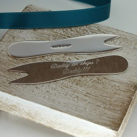 Personalised Chip Fork For The Wallet