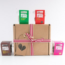 4 Pot Box Gift Wrapped