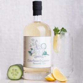 Elderflower & Cucumber Flavoured Gin