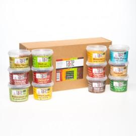 Gourmet Rubs Combo Box