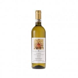 6 Bottles Gavi Degli Ulivi DOC Organic White Wine