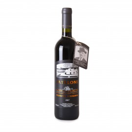 6 Bottles Fatalone Primitivo Riserva 2012 Organic Wine