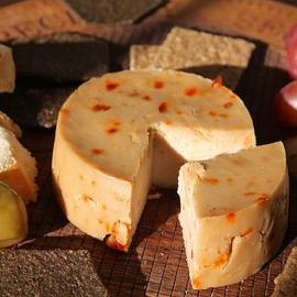 Chilli Flakes Cashew Nut Vegan Cheese
