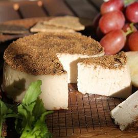 Ethiopian Spice Cashew Nut Vegan Cheese