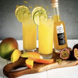 Mango & Passion Fruit Infused Gin