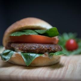Aromatico Mheat Vegan Burger Multipack