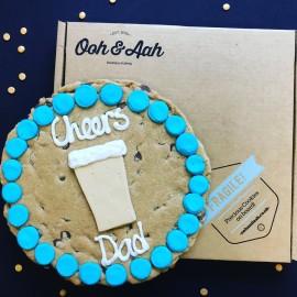 Cheers Dad Cookie