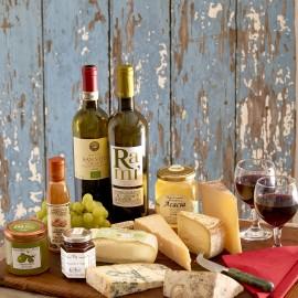 Italian Cheese & Wine Celebration Hamper
