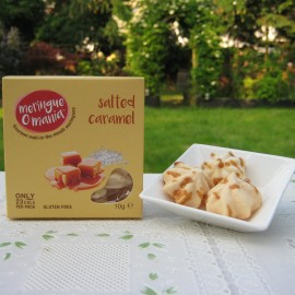 Salted Caramel Meringue - Small Box (10g)