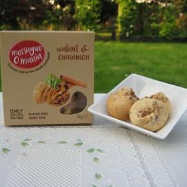 Walnut & Cinnamon Meringues - Small Box (12g)