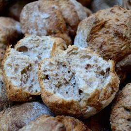 16 Gluten Free Artisan Sourdough Nearly Rye Rolls