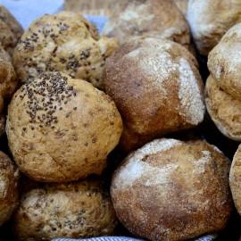 16 Gluten Free Artisan Sourdough Mixed Rolls