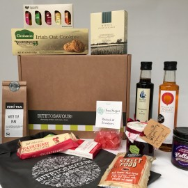 Bitetosavour Deluxe food box