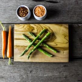 Olive Wood Chopping/Cheese Board 21cm