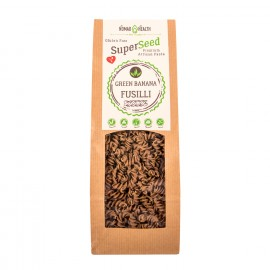 Gluten-free SuperSeed Green Banana Fusilli Multipack