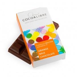 Dairy Free Orange Chocolate Bars (6 pack)