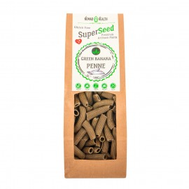 Gluten-free SuperSeed Green Banana Penne Multipack