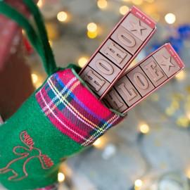 Personalised stocking filler