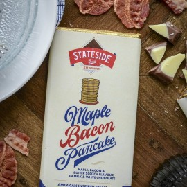 Maple Bacon Pancake Chocolate Bars (Multipack)