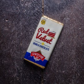 Red Velvet Milk Chocolate Bars (Multipack)