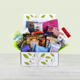 'The Vegan Snack Attack' Hamper Gift Box