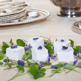 Creme de Violette Marshmallows