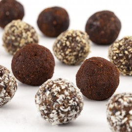 GoNuts! Chocolate Fruit & Nut Snack Balls