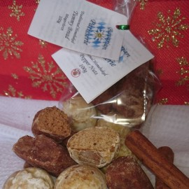 Peppernuts and Tummybread Lebkuchen Mix