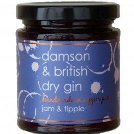Damson & Gin Jam (3 pack)