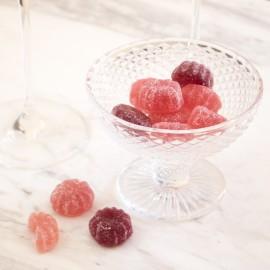 Vegan Fruity Pillows - Blackberry and Raspberry