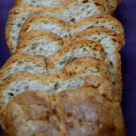 3 Gluten Free Sourdough Sandwich Loaves Vegan