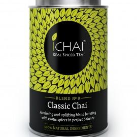 100% Natural Classic Chai (blend no.8) Caddy