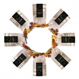 100% Natural Chai Collection Taster Set