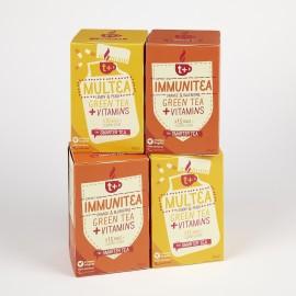 t + Winter Defence Bundle - vitamin enriched tea