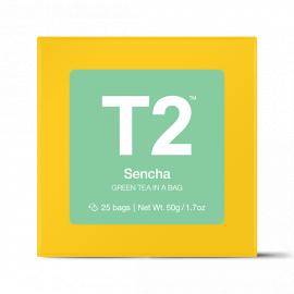Sencha Teabag Gift Cube