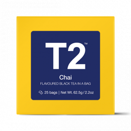 Images Chai Teabag Gift Cube Alternate Views Chai Teabag Gift Cube Share Send to a friend. Chai Teabag Gift Cube